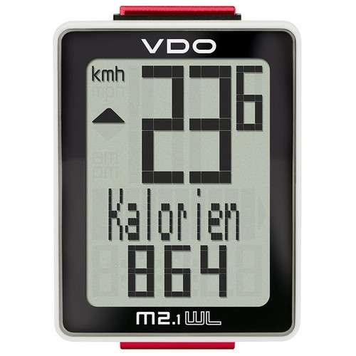 VDO M2.1 WL Fahrradtacho